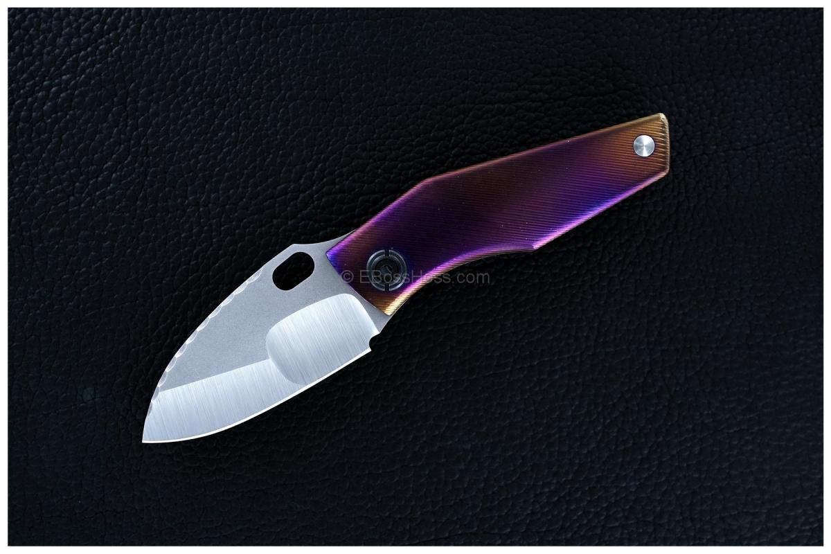 Mick Strider Custom Nightmare SJ75 Mini