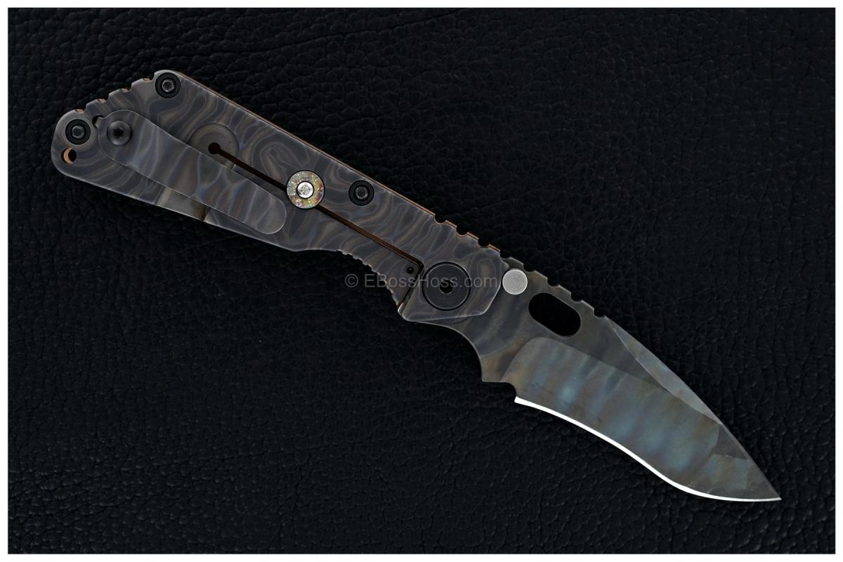 Mick Strider (MSC) Custom Nightmare Stellite Recurve SnG
