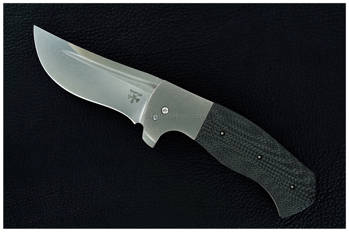 Les George Hydra XL Bolsterlock Flipper