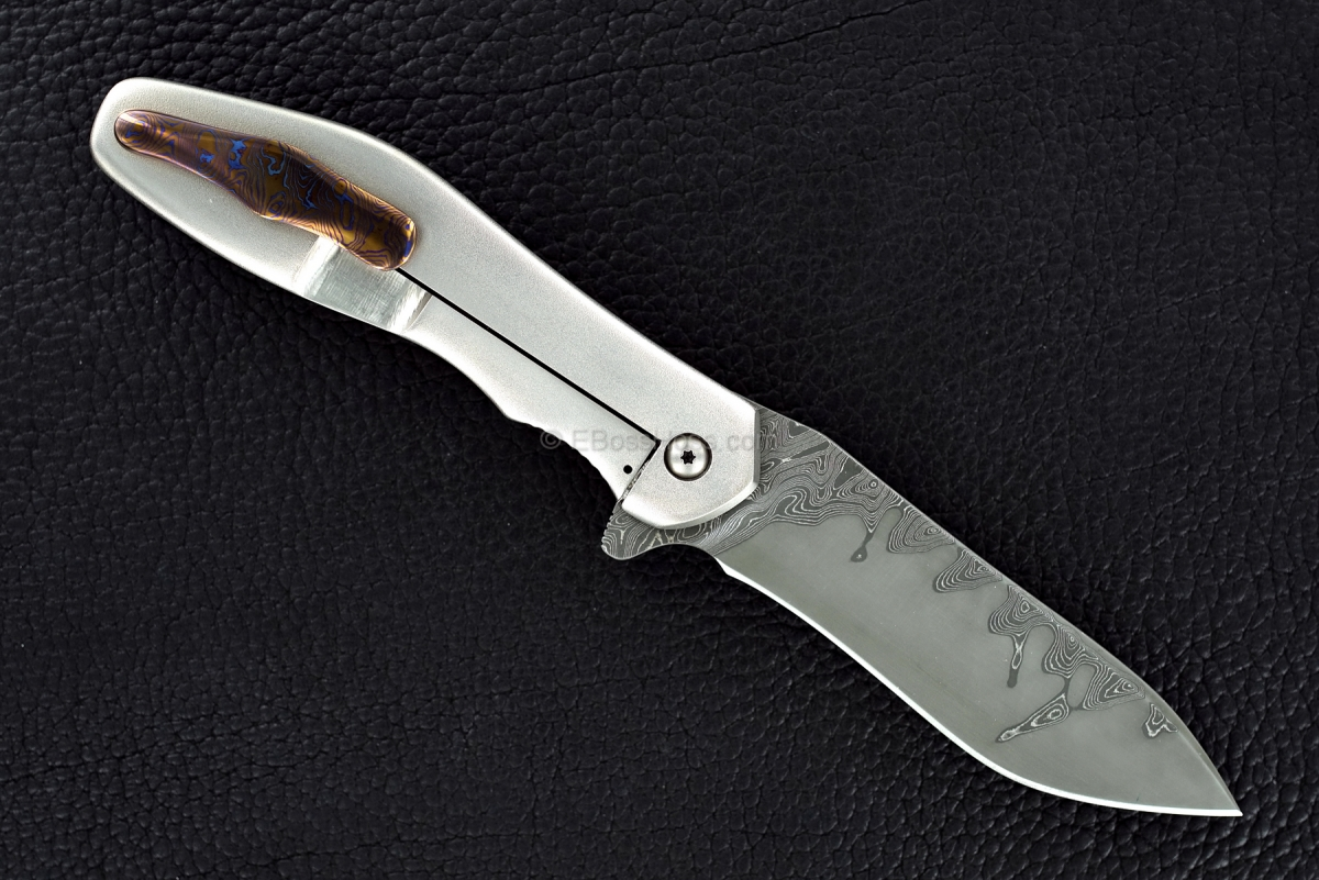 Gerry McGinnis Custom Limiter Flipper