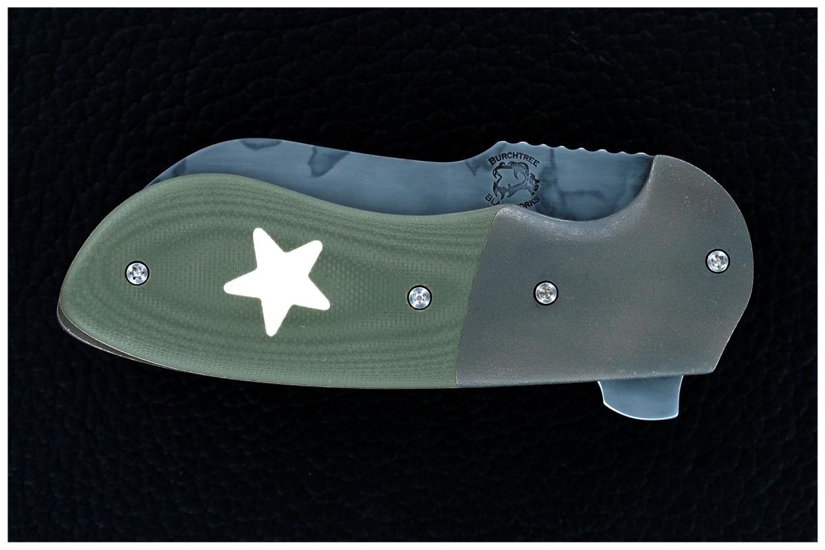 Michael Burch Custom Bolstered Impetus Flipper