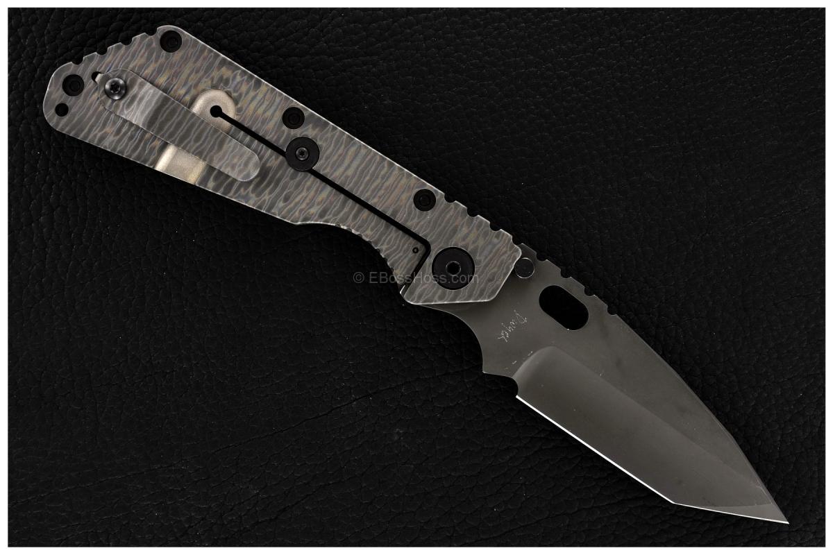 Duane Dwyer Custom XL SnG Tanto
