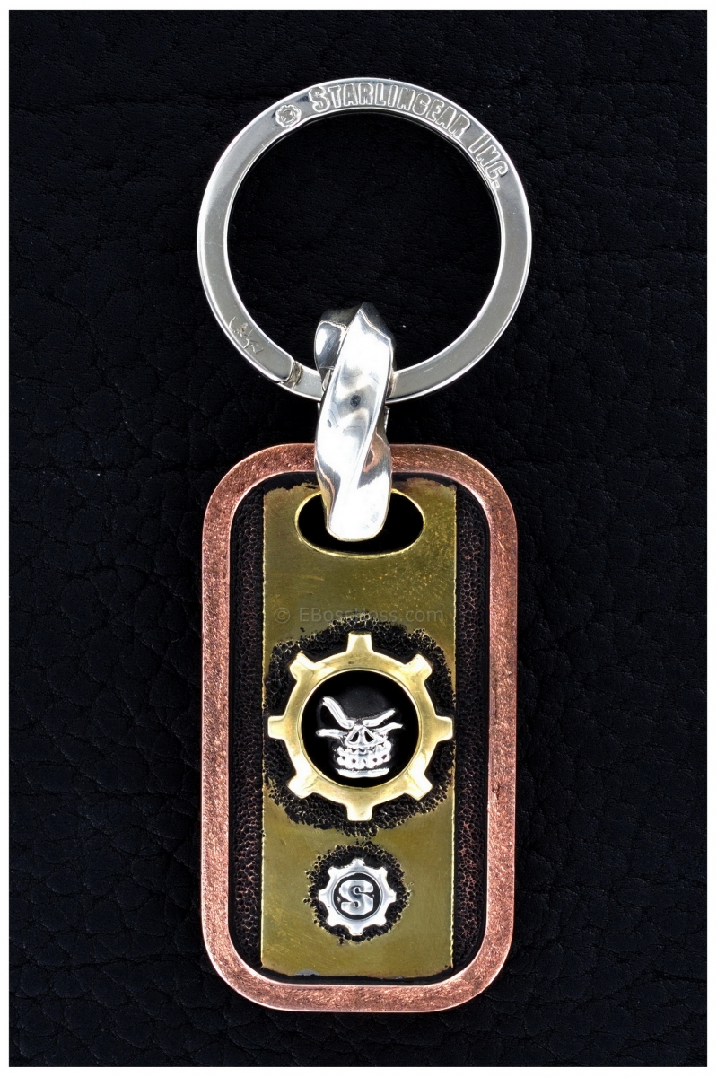 Starlingear Key Chain Tag