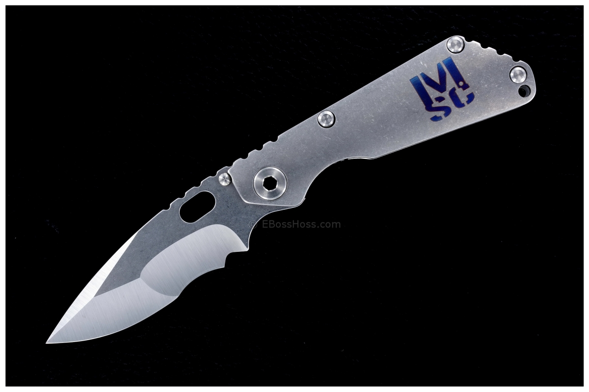 Mick Strider Custom (MSC) Nightmare TI-Pivot SnG