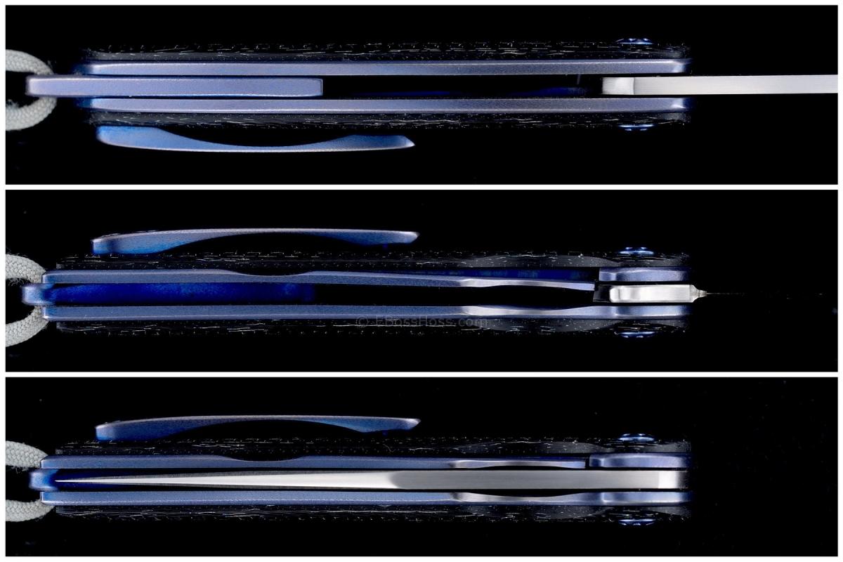 Les Voorhies Custom Model 11 Flipper