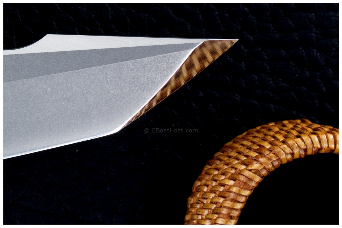 Jeremy Horton ground / Brian Fellhoelter V3 Harpoon Tanto FTR  Collab