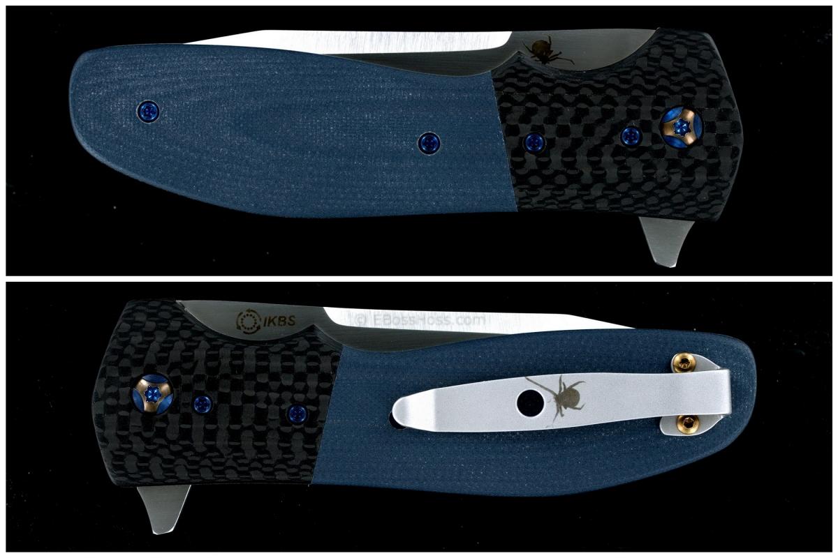 Kirby Lambert Custom Bolstered Blitz Flipper