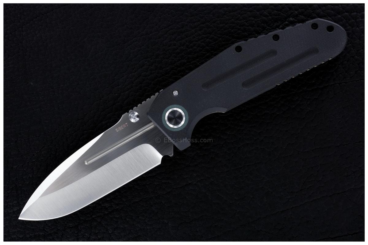 Shane Sibert Custom Bolsterlock Pocket Rocket