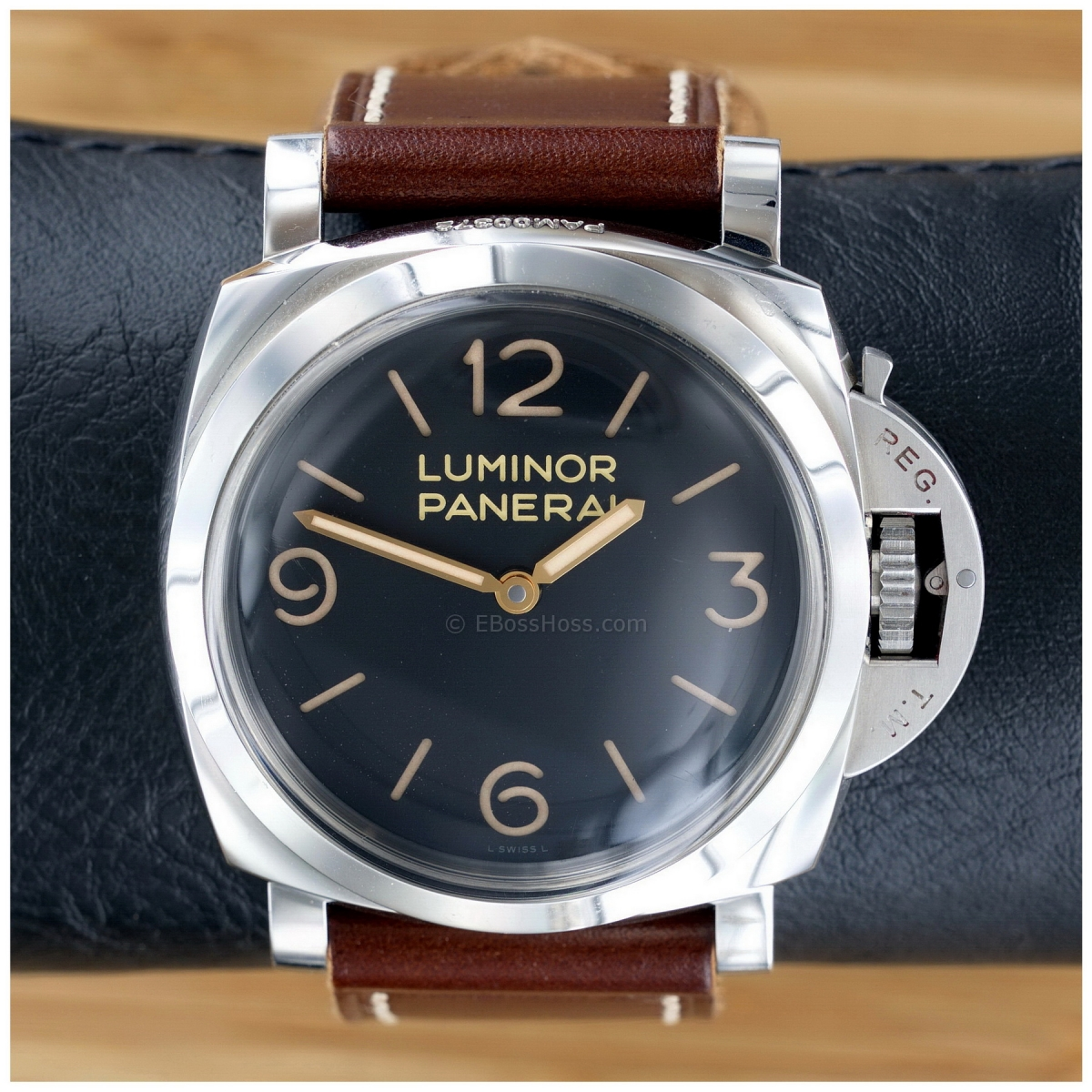 Panerai (Officine Panerai) PAM372 Luminor 1950 3 Days (PAM00372 PAM 372)