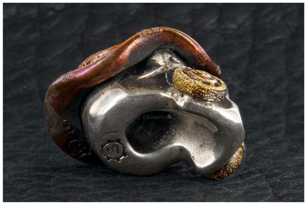 Starlingear Custom 4-Part Operator Bead by Ryk Maverick