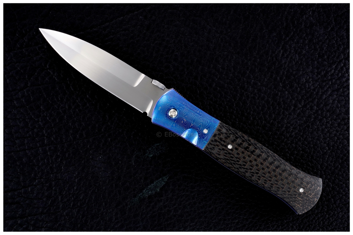 John W.  Smith D-Luxe Dagger Flicker