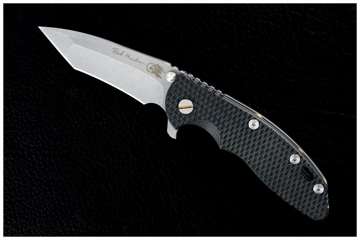 Rick Hinderer Custom Gen 4 XM-18 Hellfire Flipper