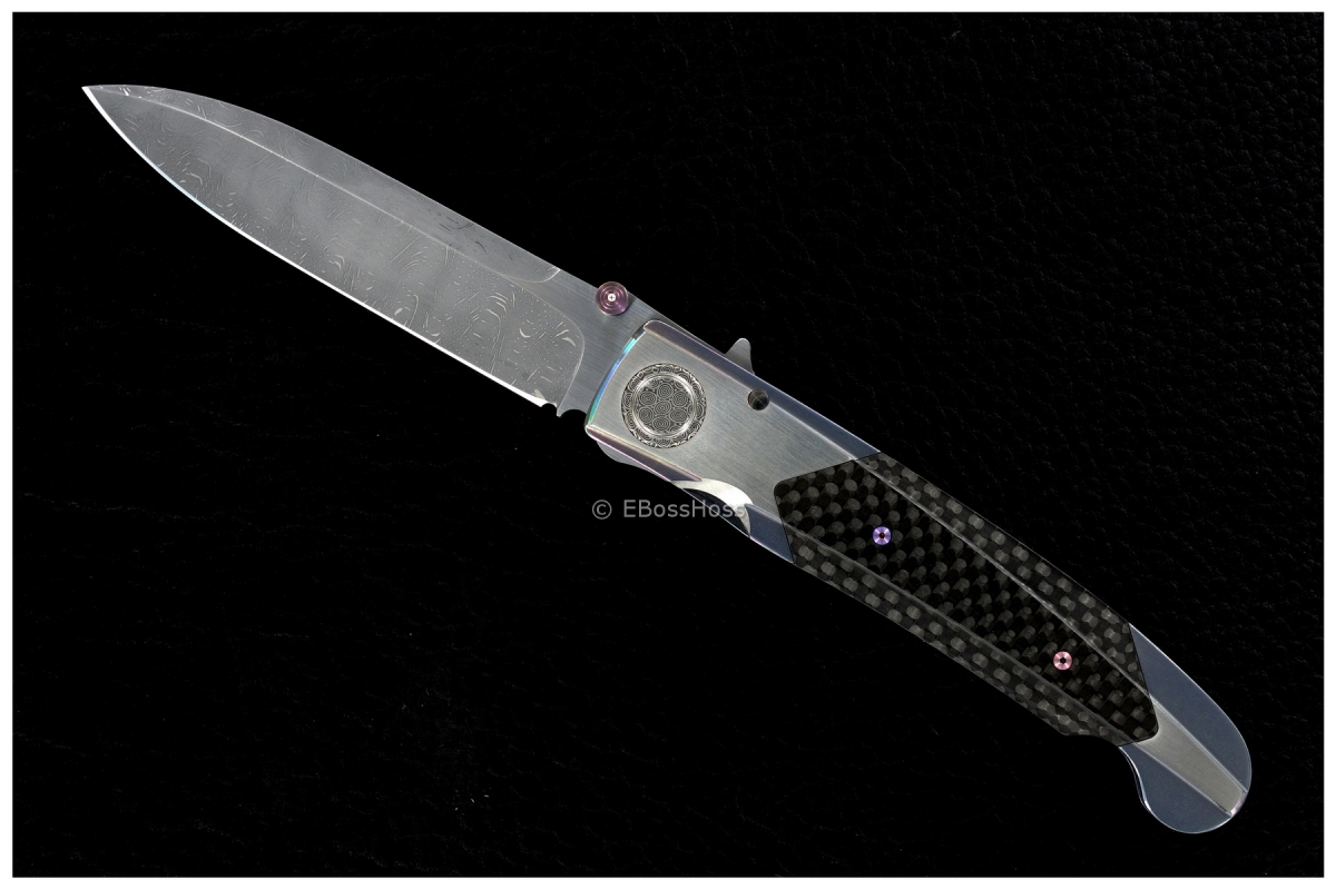 Michael Walker Tactical Inset-lock Folder