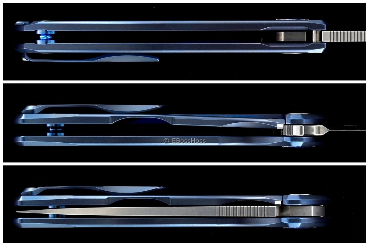 Shirogorov Bros Model 95 with Bearing