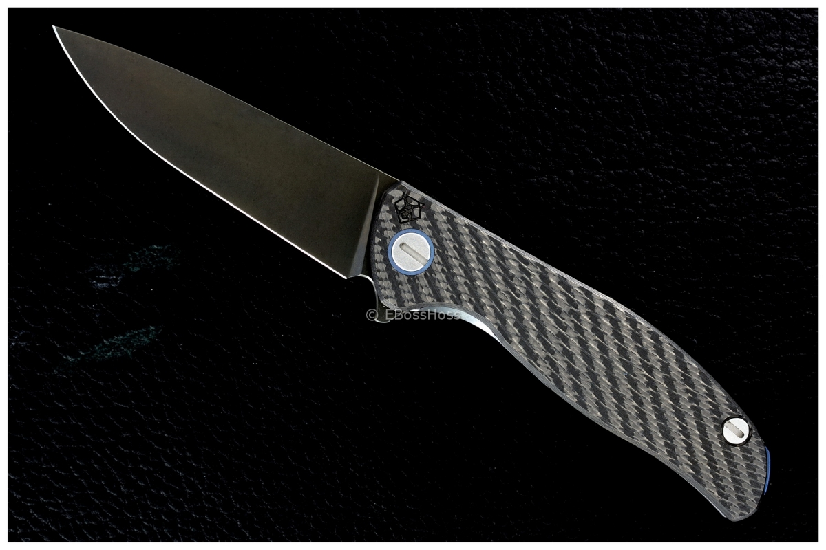 Sergey Shirogorov Custom Division Hati Black Flipper
