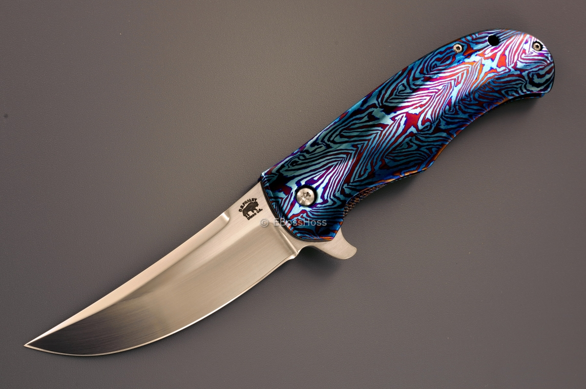 D.B. Fraley Shamal 4.0 Flipper