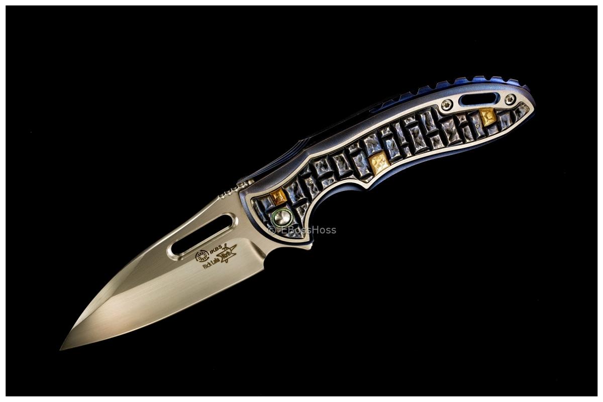 Korth Cutlery Custom XL Sentry