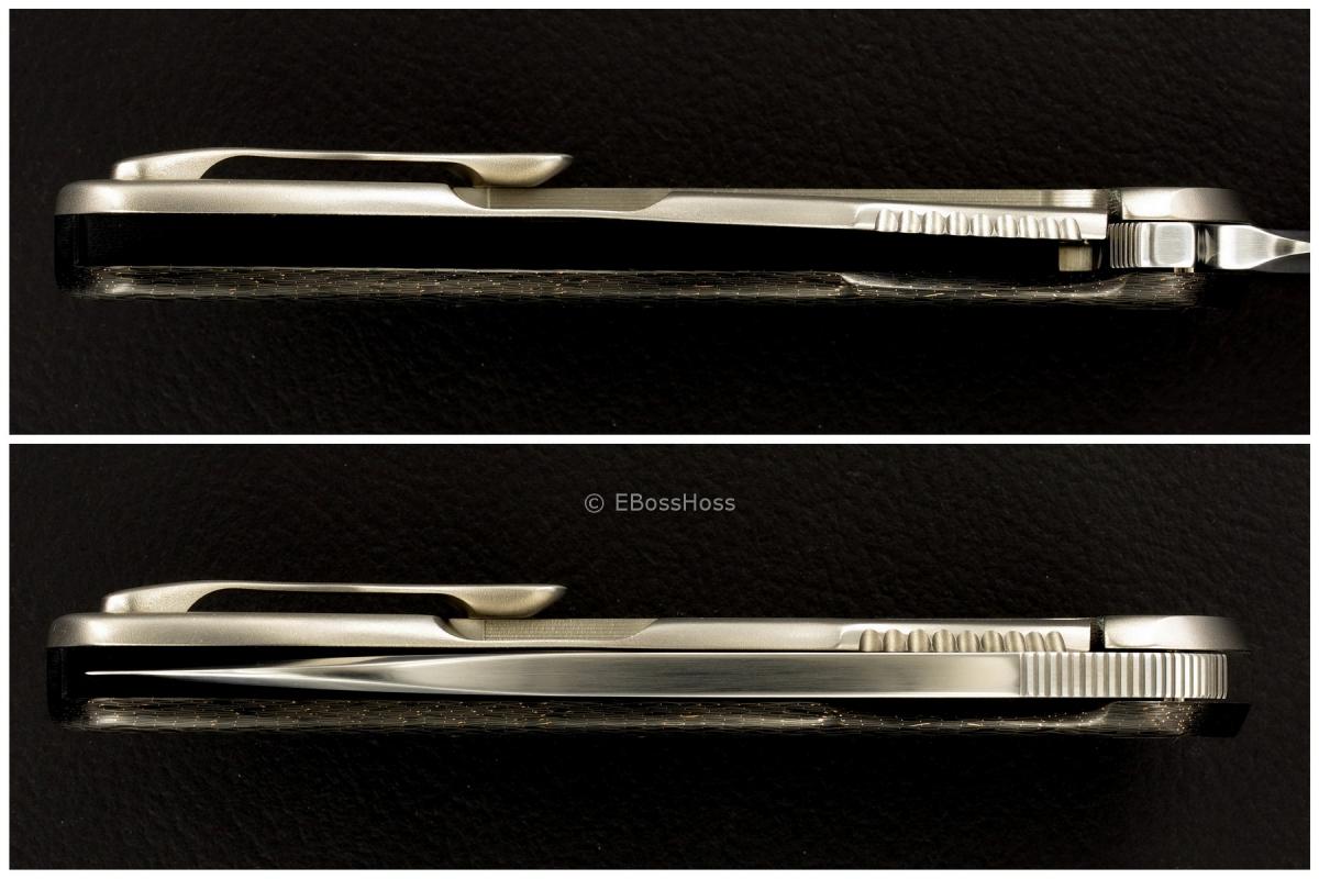 Gerry McGinnis Custom Apex XL Flipper