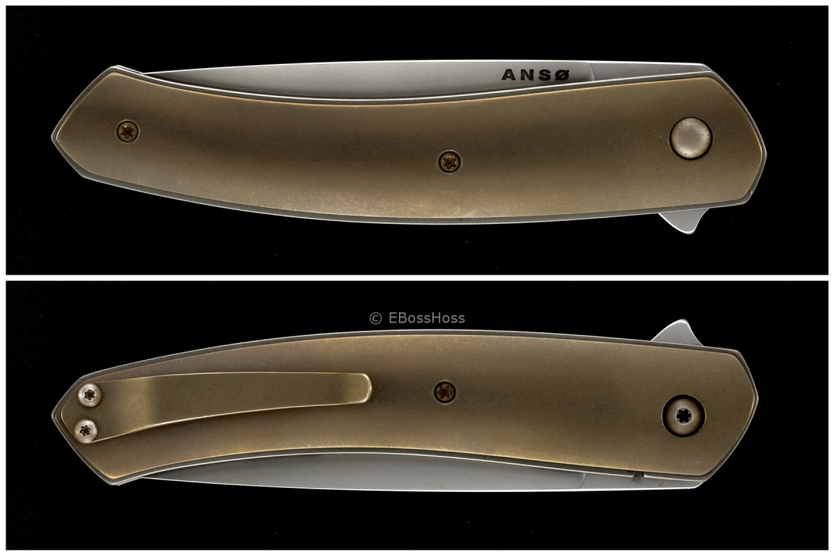Jens Anso Custom Millennium Flipper