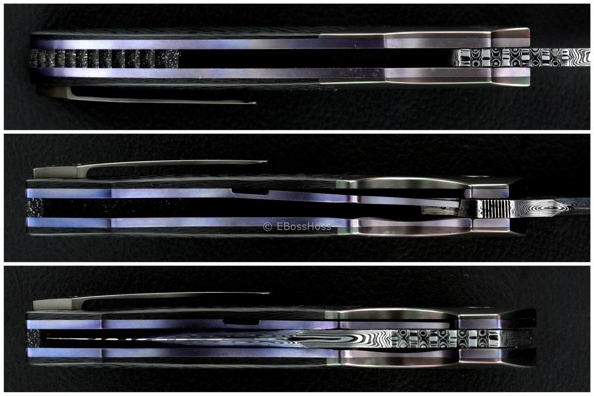 Andre van Heerden / Tashi Bharucha Custom Deluxe M35 Righteous Collab Flipper