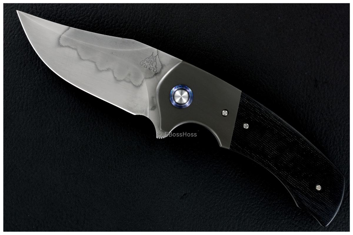 WR Bladeworks Deluxe Custom Wyvern Flipper
