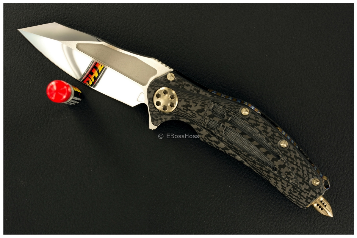 Tony Marfione Custom High-Polished Matrix Flipper