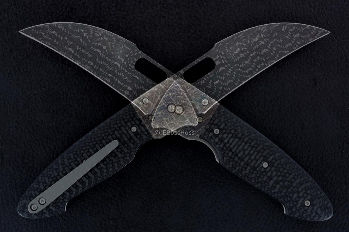 Tom Mayo Very Deluxe Custom Hawkbill