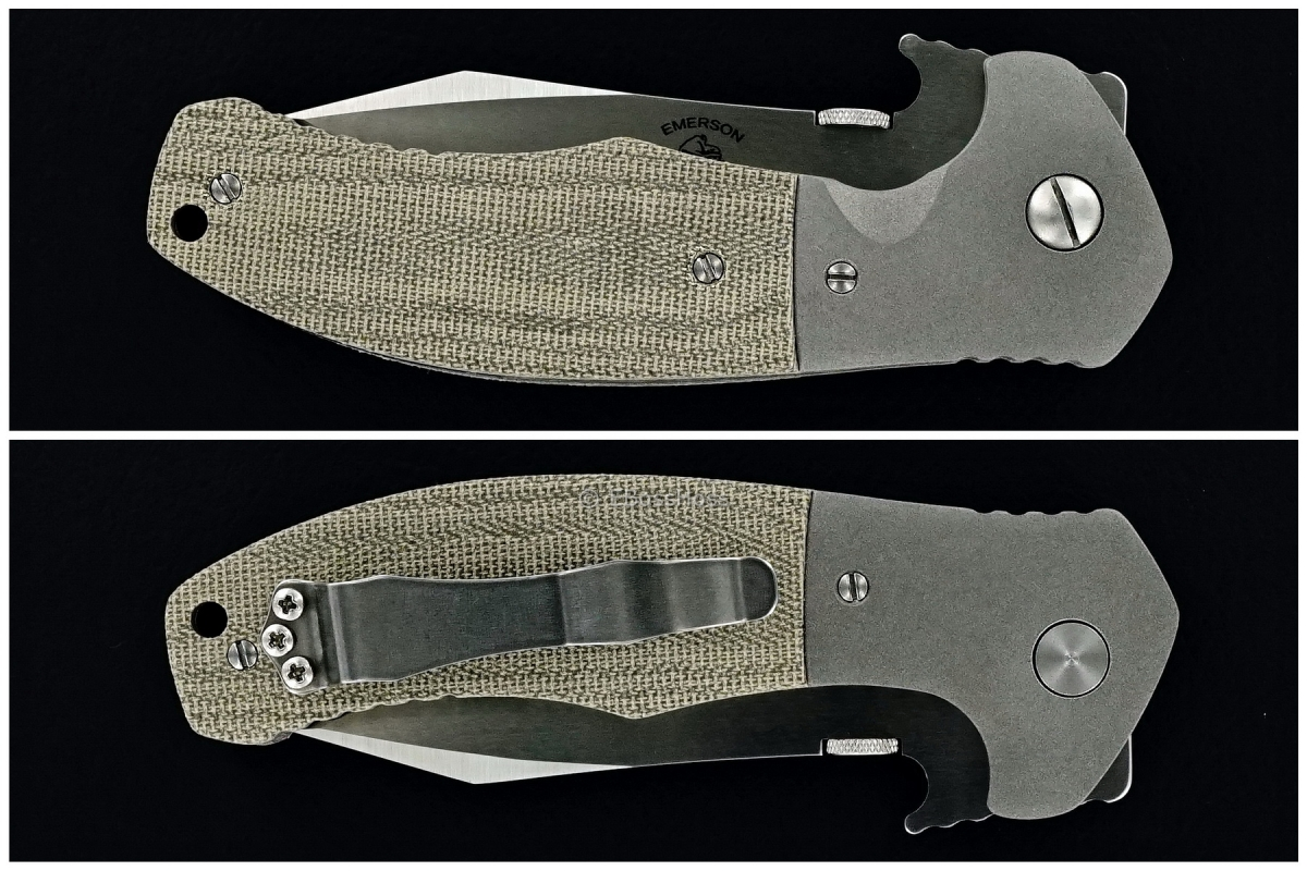 Ernie Emerson Custom Combat Systems Fighter