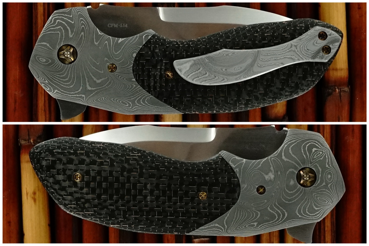 Joel Chamblin Custom Deluxe Uprising Flipper