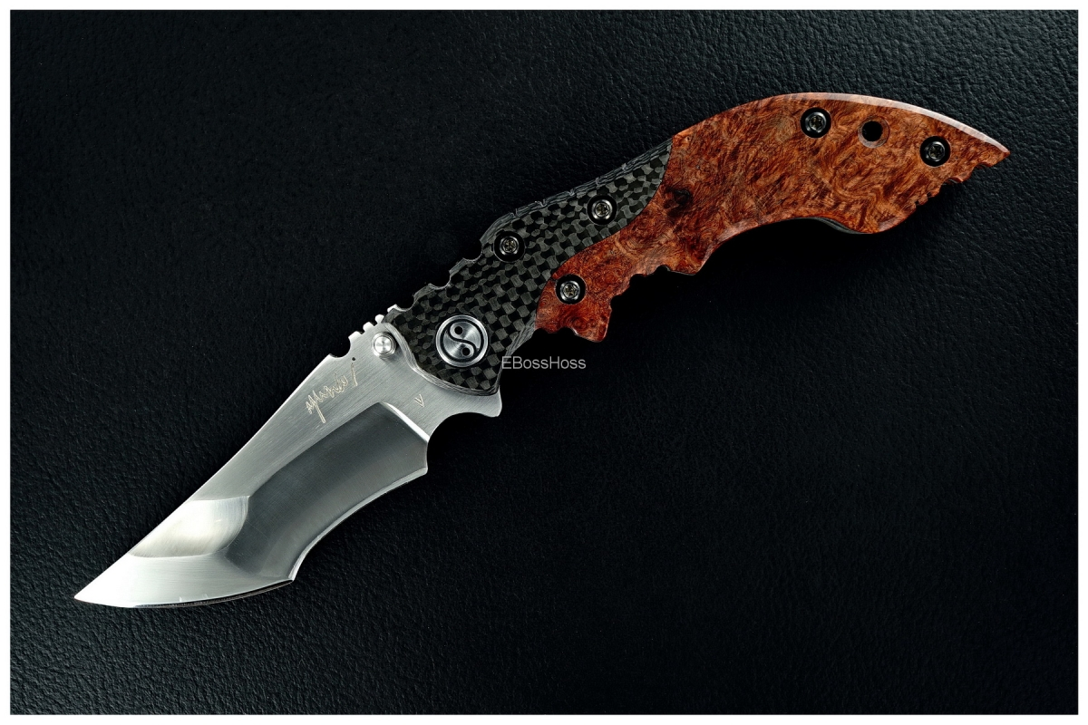 Yuna Knives Deluxe Assassin Type S Flicker