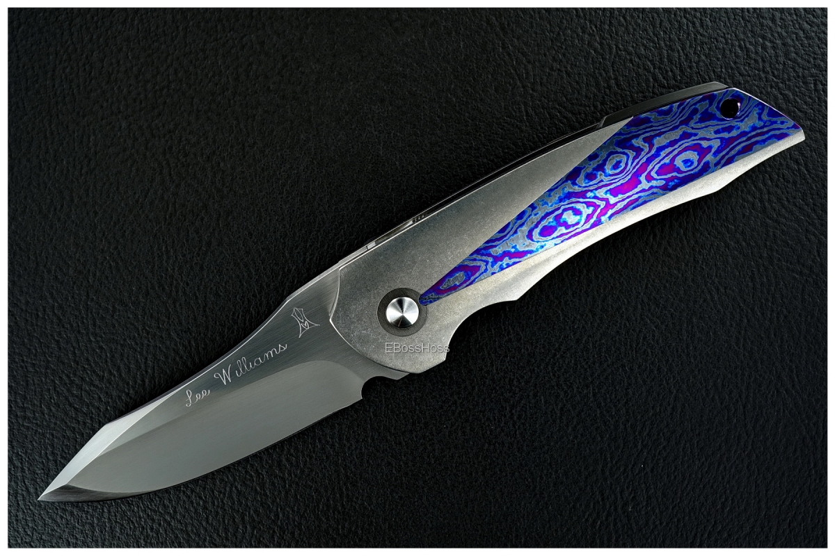 Lee Williams  - Jeremy Marsh Collab Custom Kickstop RoxStar Flipper
