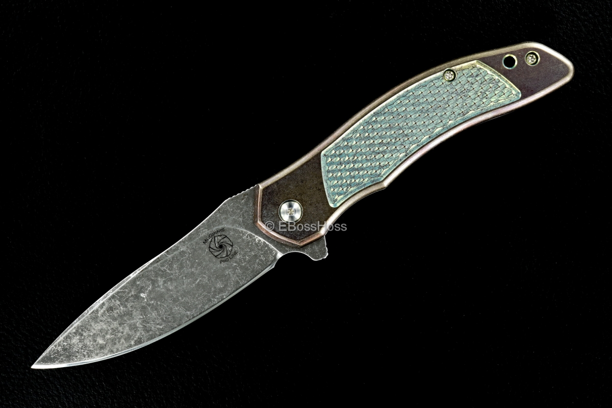 Gerry McGinnis Pro Line Valve Flipper