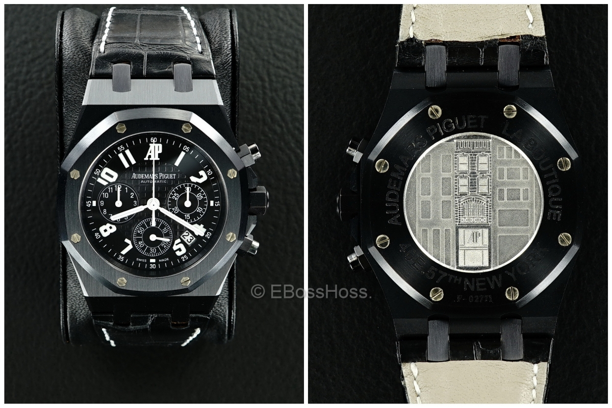Audemars Piguet Royal Oak La Boutique NYC Limited Edition - Never Worn