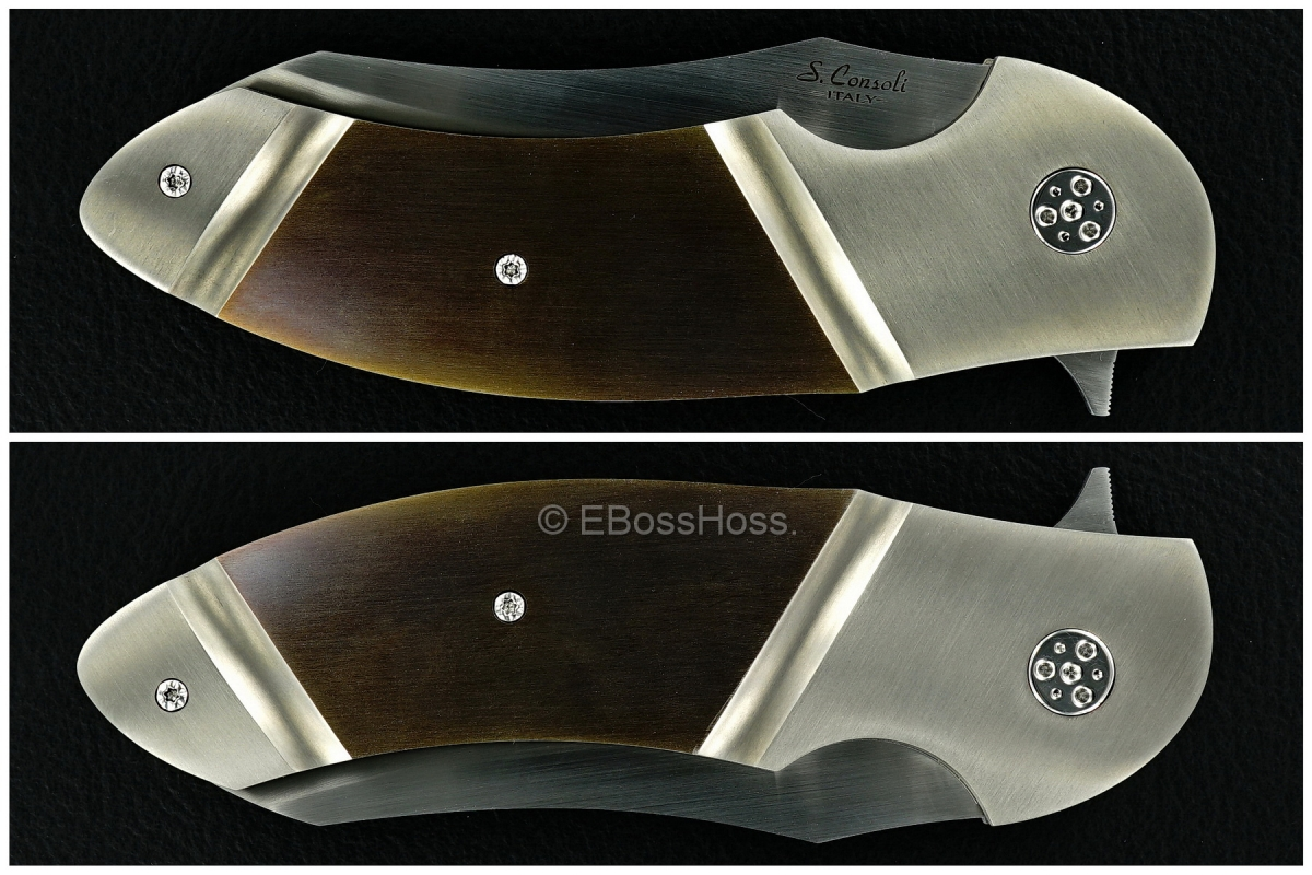 Sergio Consoli Custom Model 185 Flipper