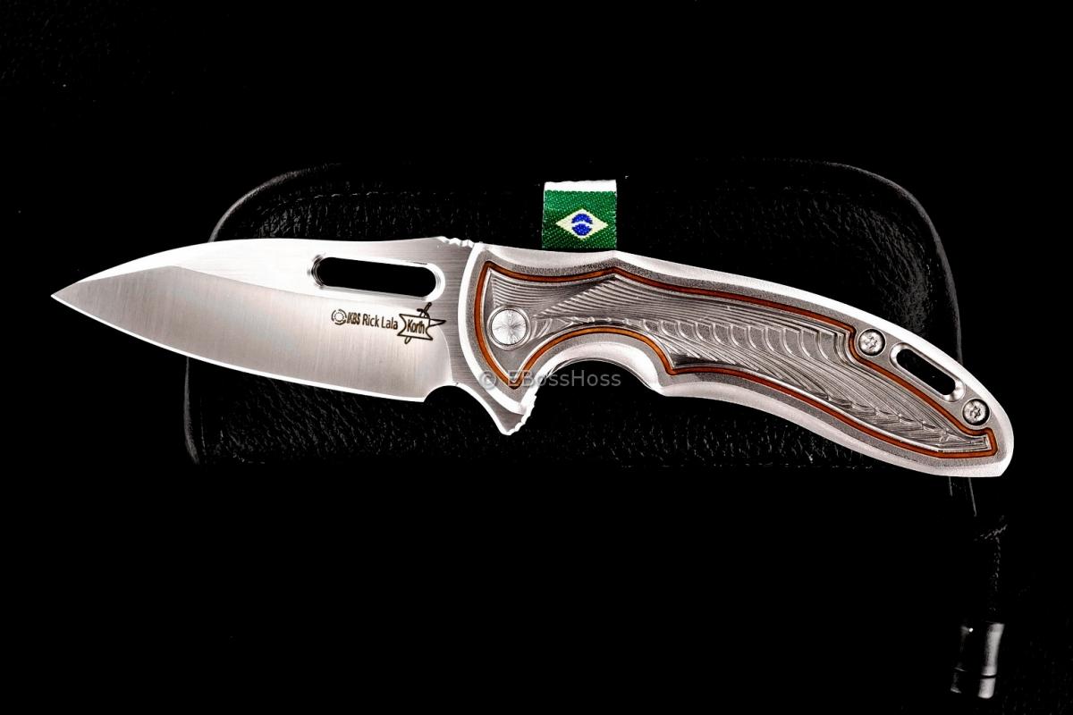 Korth Cutlery Custom Sentry Flipper