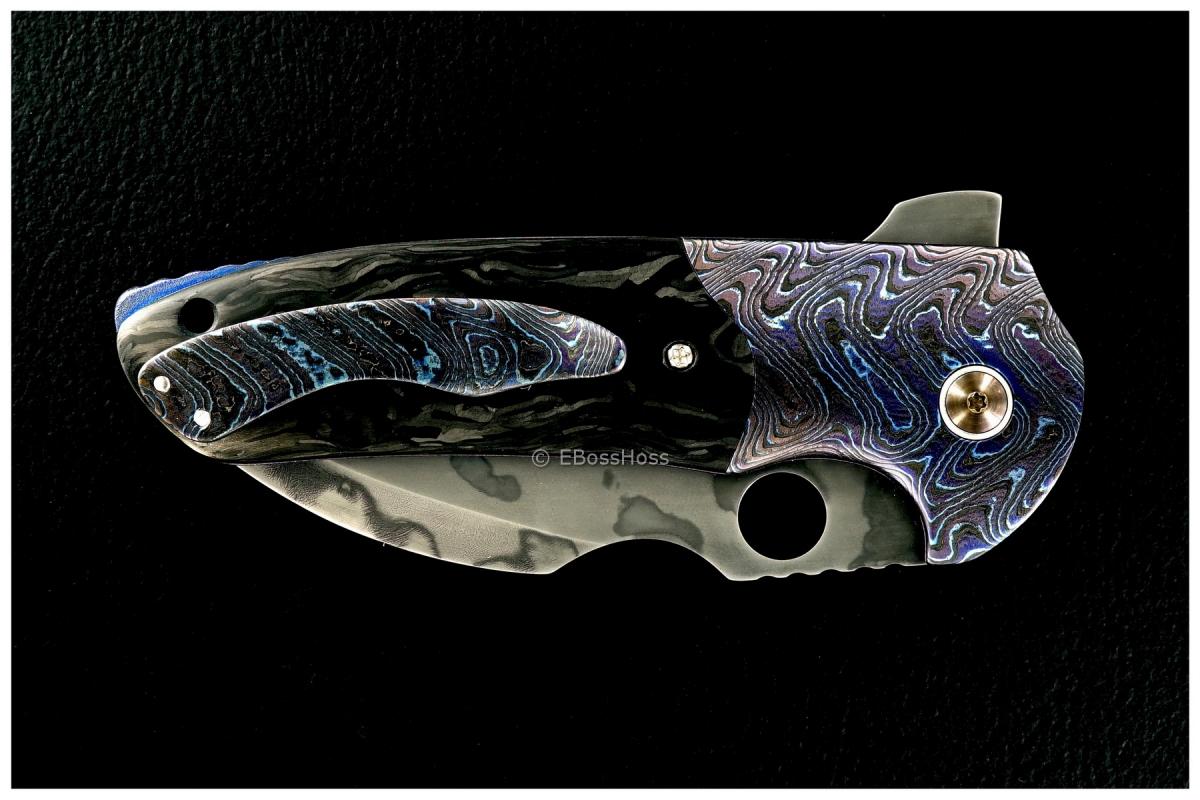 Michael Burch Custom Deluxe Large Kinesis Flipper