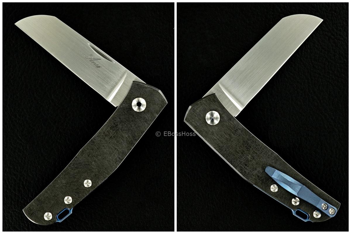 Jens Anso Custom Monte Carlo Slip Joint Folder