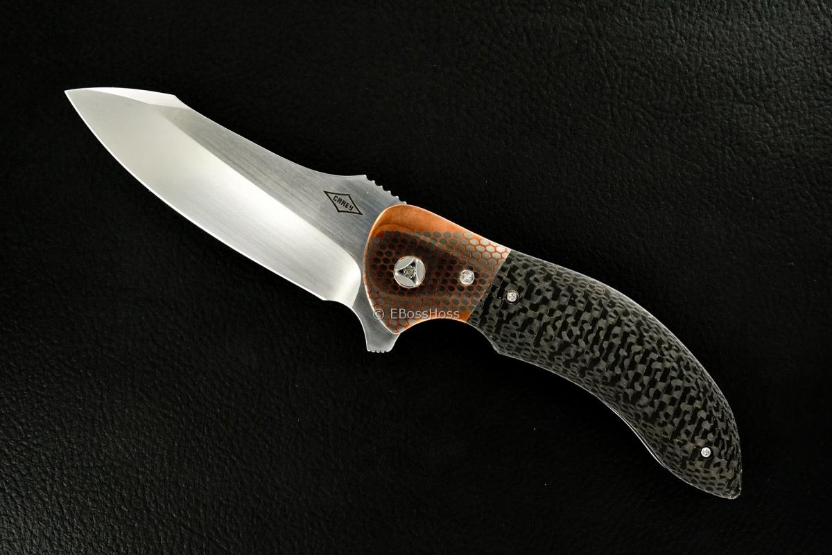 Peter Carey Custom Deluxe Tremor Flipper
