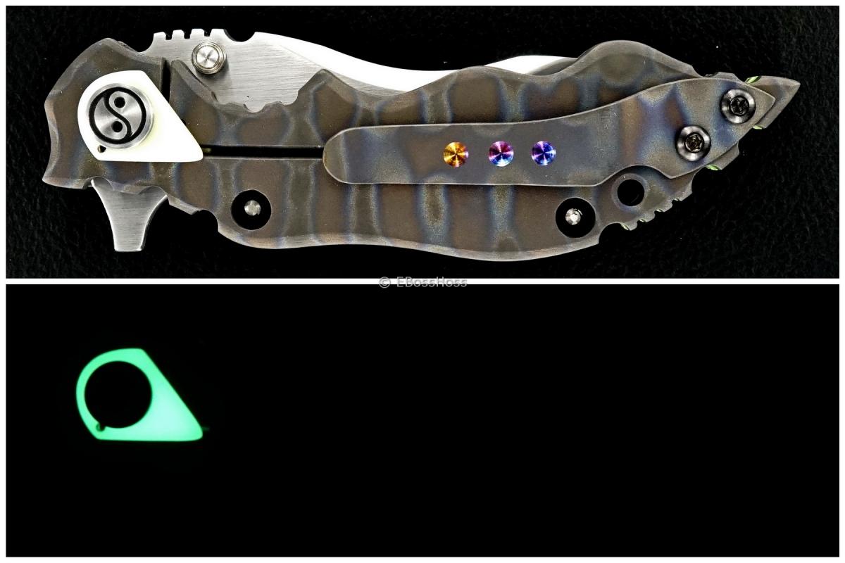 Yuna Knives (Yun Trisak Jeeracheeveekul) Hard 1 Type S