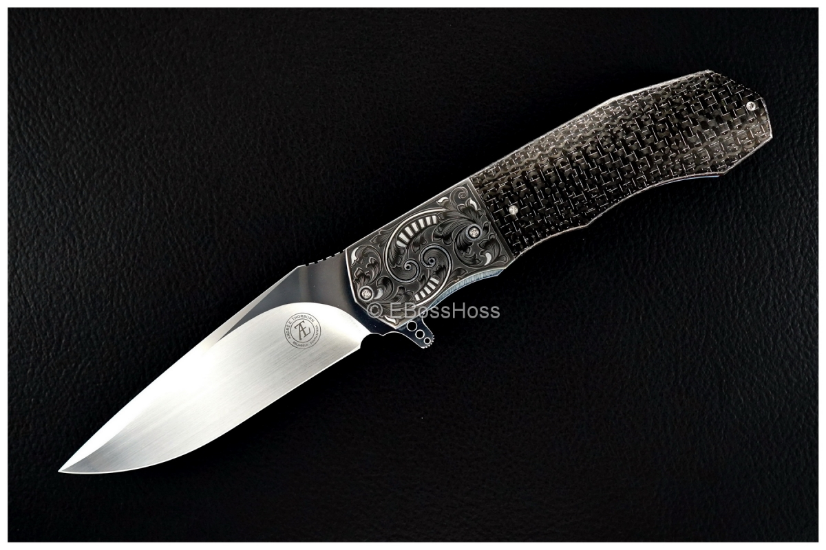 Andre Thorburn Custom Deluxe L44 Flipper