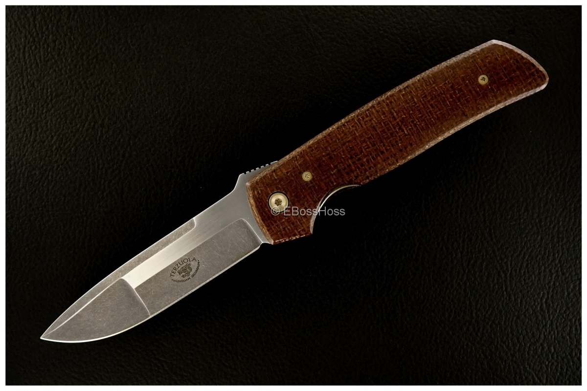 Bob Terzuola Custom ATCF LPF Flipper