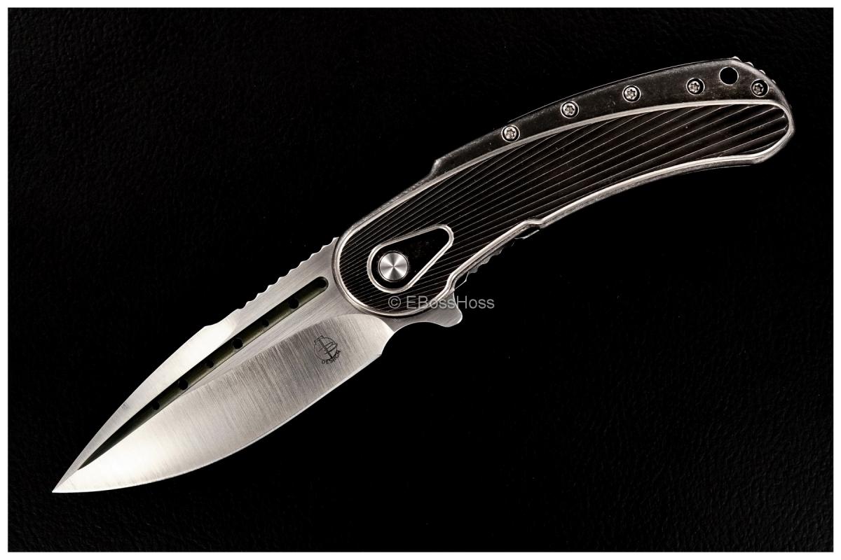 Todd Begg Knives Bodega 2.0 Flipper