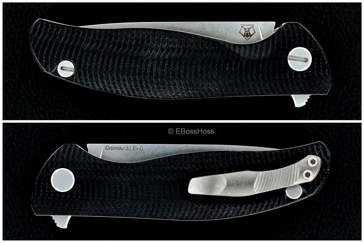 Shirogorov Bros F3 Flipper