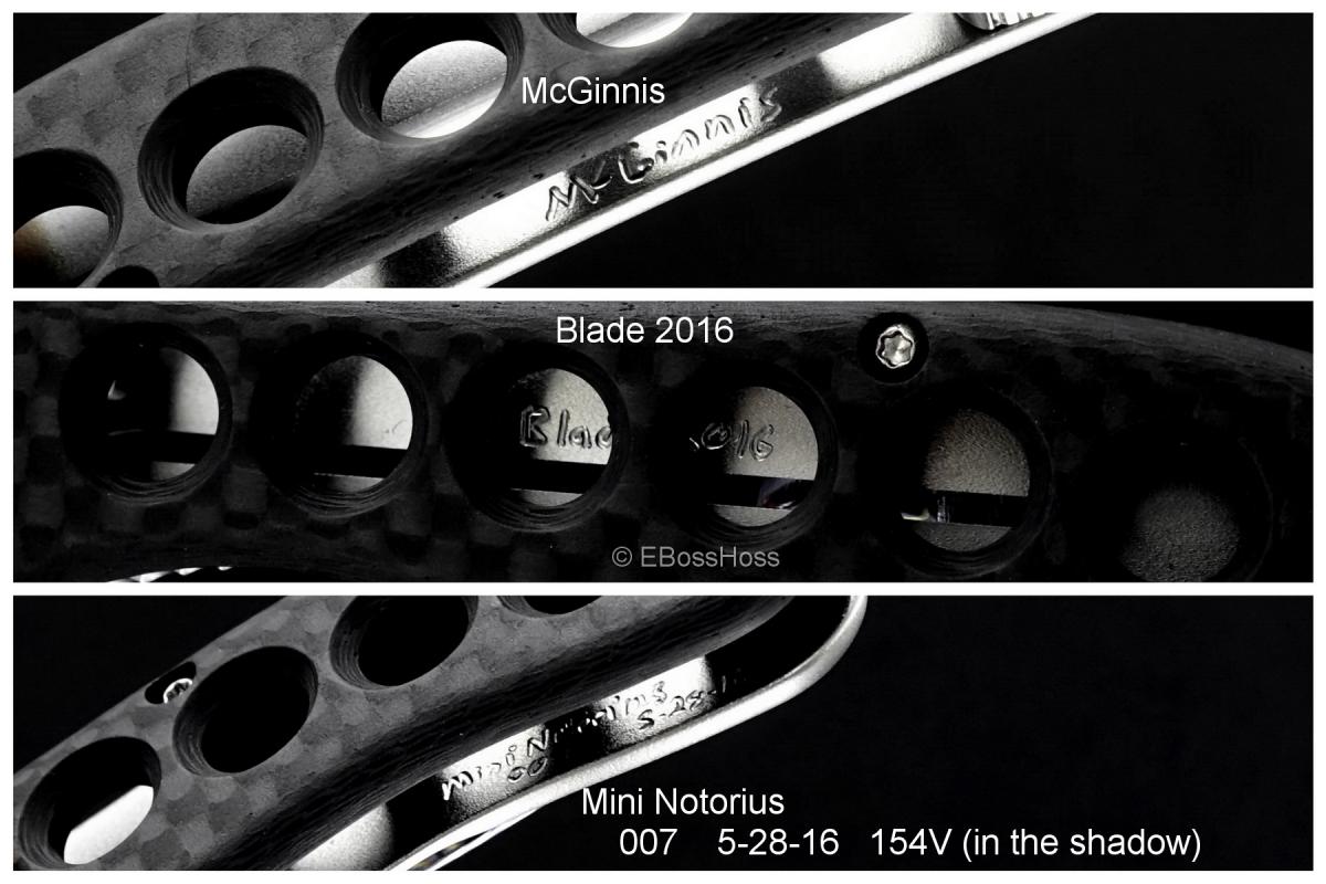 Gerry McGinnis Custom Mini Notorius