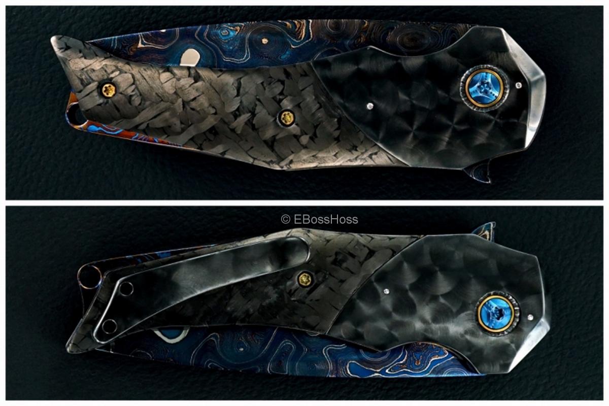 Peter Martin Deluxe Custom Voyager Flipper