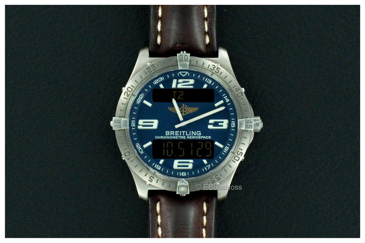Breitling Aerospace Chronometre - E75362