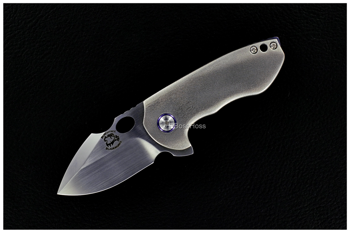 Michael Burch Custom Mini Hybrid Prototype Flipper