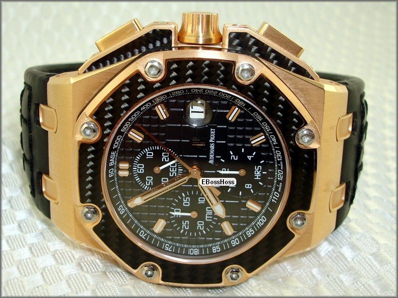 AP Royal Oak Offshore Juan Pablo Montoya