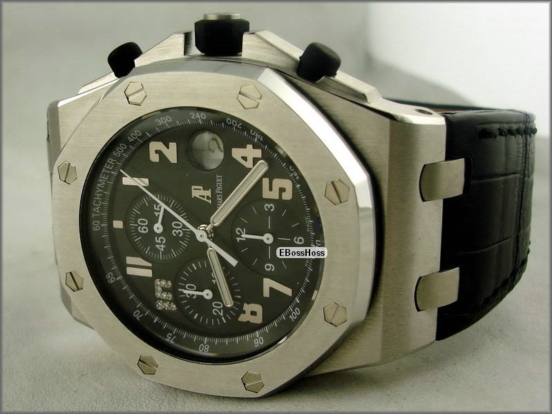 AP Royal Oak Offshore Jay-Z (Stainless Steel)