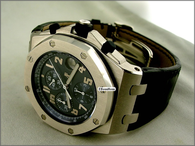AP Royal Oak Offshore Platinum Jay-Z